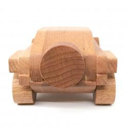 машинка из дерева