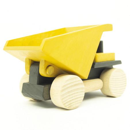 Игрушечный карьерный грузовичок