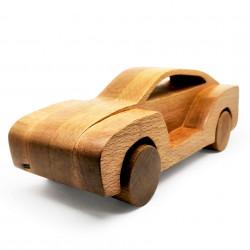 Модель авто из дерева