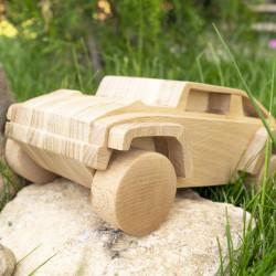 Машинка деревянная Hummer H4