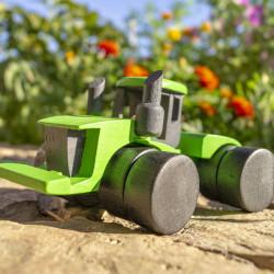Трактор Джно Дир модель