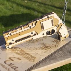 Револьвер - конструктор Ева...